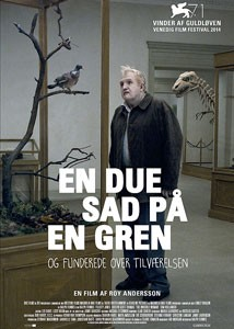 En due sad på en gren og funderede over tilværelsen