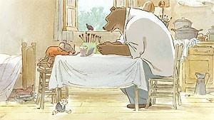 Ernest og Célestine