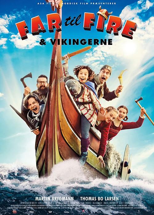 Far Til Fire og Vikingerne