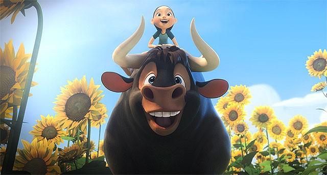 Ferdinand - DK tale - 2D