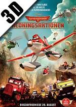 Flyvemaskiner 2 - Redningsaktionen - DK tale - 3D