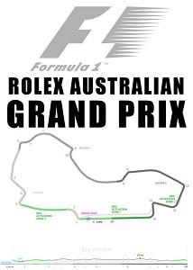Formel 1 - 2018: Rolex Australian Grand Prix