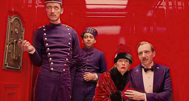 The Grand Budapest Hotel - CIN