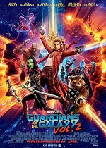 Guardians of the Galaxy 2 - 2D