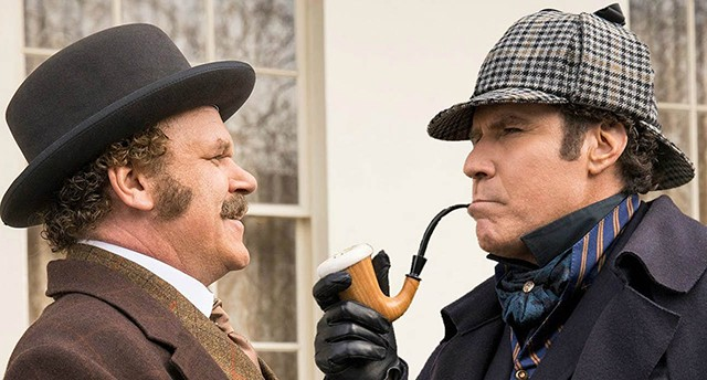Holmes og Watson