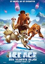 Ice Age: Den Vildeste Rejse - 2D - DK tale