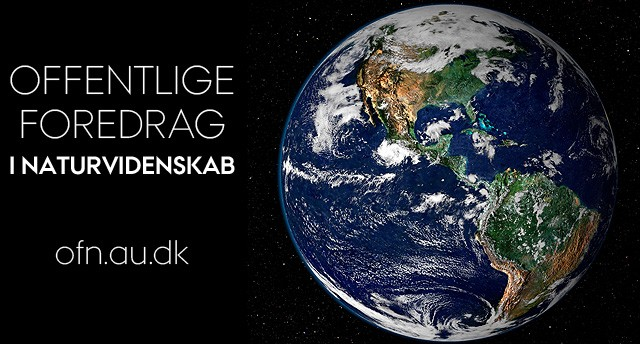 Foredrag: Jordens og livets udvikling