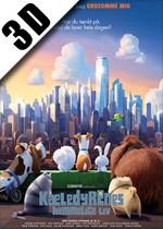 K�ledyrenes Hemmelige Liv - 3D - DK tale
