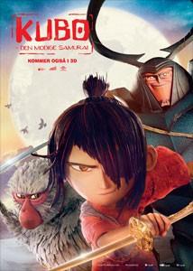Kubo - den modige samurai - 2D - DK tale
