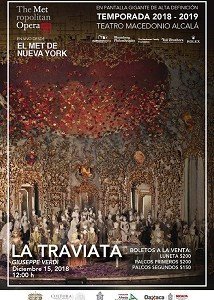 The Met 2018: La Traviata