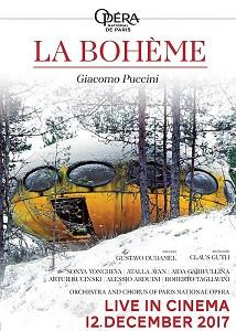 OPERAKINO 2017: La Bohème - Live, Paris