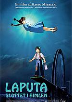 Laputa - Slottet i himlen - DK tale