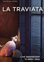 ROH 2022: LA TRAVIATA - LIVE