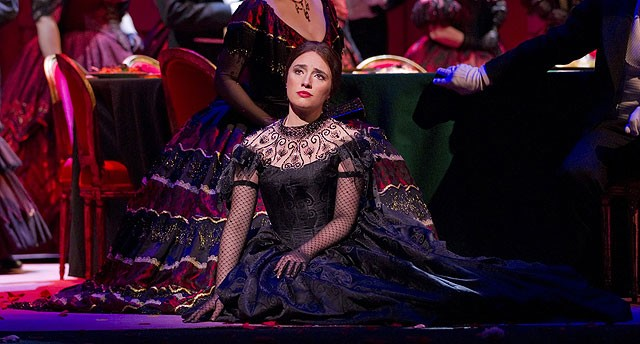 La Traviata - Royal Opera House