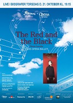OPERAKINO 21: LE ROUGE ET LE NOIR - The Red and the Black (LIVE) - Oktober