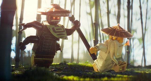 LEGO Ninjago Filmen - DK tale - 2D