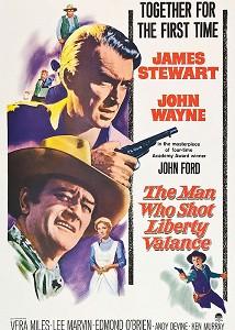 Manden der skød Liberty Valance - CIN