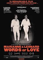 Marianne and Leonard: Words of Love - CIN