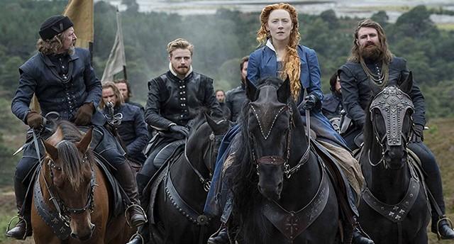 Maria Stuart, Dronning af Skotland
