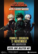 My Hero Academia: World Heroes Mission
