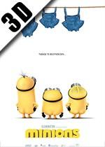 Minions - DK tale - 3D