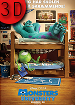 Monsters University - DK tale - 3D