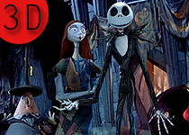 The Nightmare Before Christmas - 3D - Eng. tale
