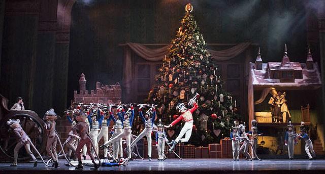 Nøddeknækkeren - Royal Opera House