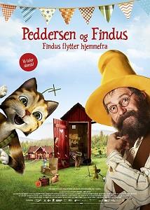Peddersen og Findus: Findus flytter hjemmefra - DK tale