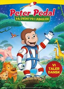 Peter Pedal - På eventyr i Junglen