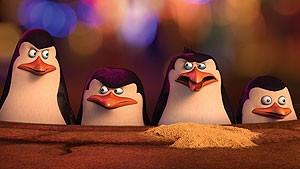 Pingvinerne fra Madagascar - DK tale - 2D