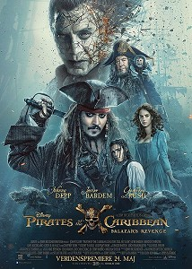 Pirates of the Caribbean 5 - 2D - (12/7 sidste dag)