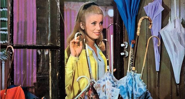 Pigen med paraplyerne (1964)