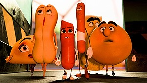 Sausage Party(Tegnefilm for voksne)