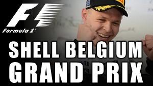 Formel 1: Spa Francorchamps, Belgien