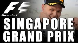 Formel 1 - 2014: Singapore Grand Prix