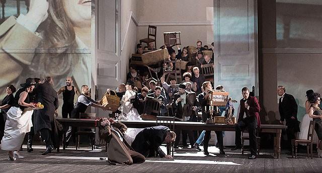 Skæbnens Magt - Royal Opera House