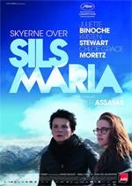 Skyerne over Sils Maria