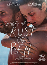 Smagen af rust og ben