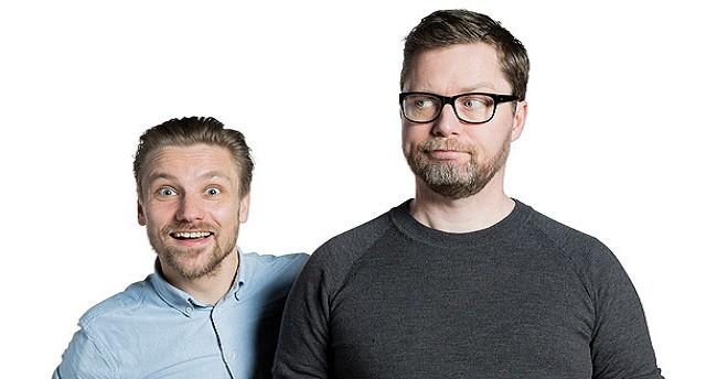 Stand-up 2017 - Jakob Svendsen og Lasse Rimmer