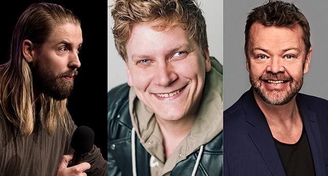 Comedy Tour - November show