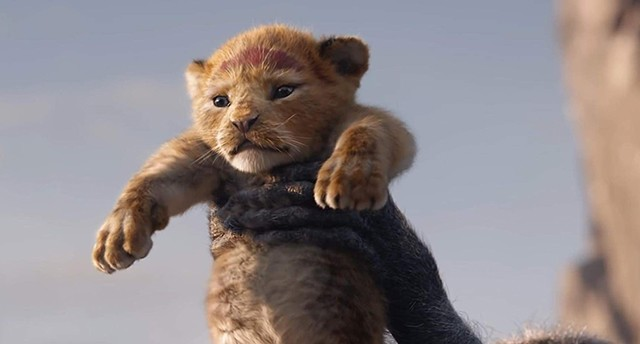 The Lion King - Eng Tale - 2D