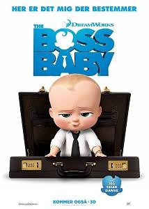 The Boss Baby - DK tale - 2D