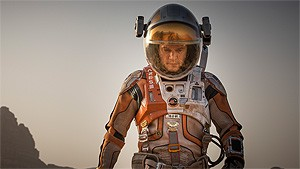 The Martian - 2D
