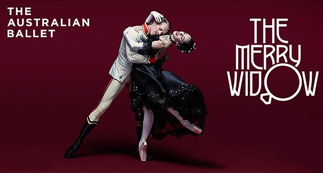 The Merry Widow - The Australian Ballet 2018