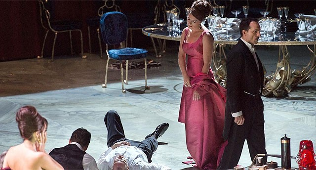 The Met 2018: The Exterminating Angel