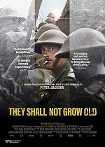 They Shall Not Grow Old - 2D