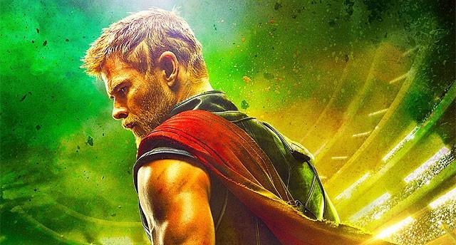 Thor: Ragnarok - 2D
