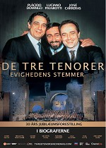 Dokumentar: DE TRE TENORER 2020