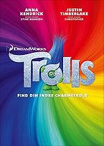 Trolls - 2D - DK tale